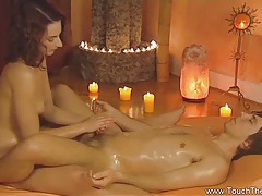 Beautiful handjob massage techniques tubes