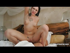 Shaved and tattooed erika bellucci fucked tubes