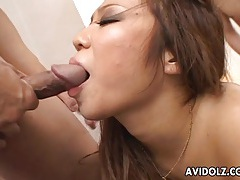 Japanese gangbang with romihi nakamura uncensored tubes