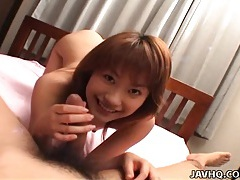 Japanese teen kyouka usami sucks cock uncensored tubes