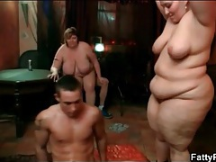 Fat hardcore orgy with doggystyle anal bbw tubes
