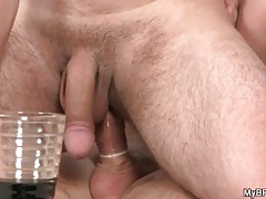 Cock riding anal sex on the couch tubes