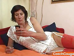 Naked gilf splendid corset tube