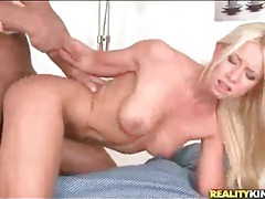 Young blonde kiara lord fucked doggystyle tubes