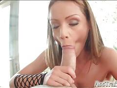 Stunning beauty sophie lynx loves anal sex tubes
