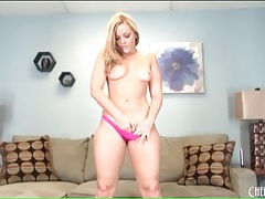 Alexis texas shakes her fat ass in panties tubes