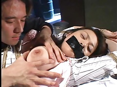 Girl tied down and licked by her master tubes