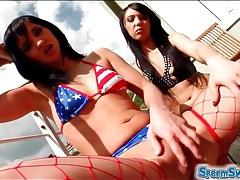 Anal craving girls laid by stiff boners tubes