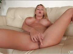 Blake rose models big fake tits in close up tubes