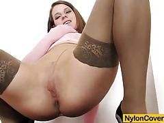Mona lee full body pantyhose tubes