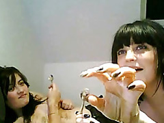Food fight with webcam girls tubes