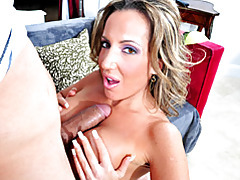 Stunning milf smothers cock with tits tubes