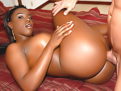 Hot black ass tubes