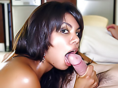 Exotic slut sucking tubes