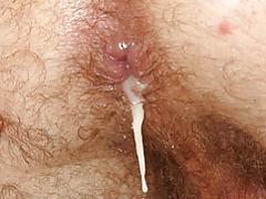 Threesome Gay Fuck Ass Cream Eating tubes