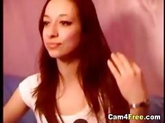 Sexy Teen Masturbating On Webcam tubes