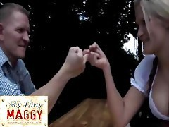 My-dirty-maggy.com BAVARIAN OUTDOOR DIRNDL FUCK tubes
