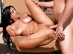 Shaved boss pussy fucked tubes