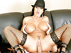Milf is a cock rider tubes