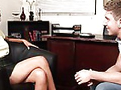 Latin cutie Milla Mason getting rammed by her professor tubes