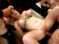 Two girls fucked in public tubes