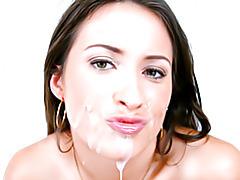 Fucking shaved slut wants facial tubes