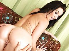 Oiled up ass on pornstar tubes