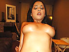 A bouncing girlfriend tubes