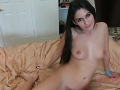 Beautiful hairy girl sucks your dick in pov tubes