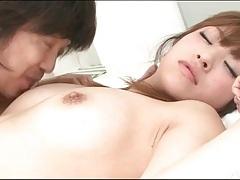 Soft lingerie looks hot on yuu mizuki tubes