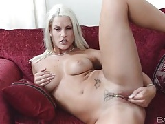 Pierced clit babe blanche bradburry fingers tubes