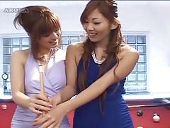 Hot girls in slutty dresses kiss sensually tubes