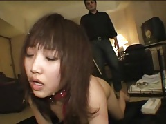 Painful flogging for submissive japanese girl tubes