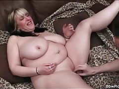 Fat pussy fingered and fucked in lusty porn clip tubes