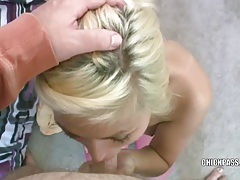 Cute blonde lacey marie is fucking an older guy tubes