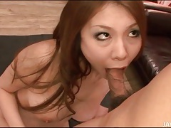 Japanese beauty gives really hot titjob tubes