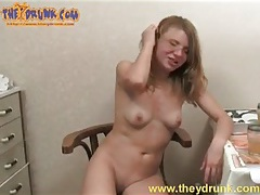 Drunk slut moans with dick fucking her pussy tubes