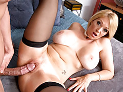 Classy milf and big young cock fuck tubes