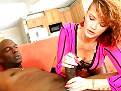 Naughty slut and a big black cock tubes