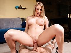 Big ass wife rides you tubes