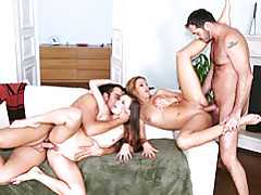 Beautiful girls hardcore foursome tubes