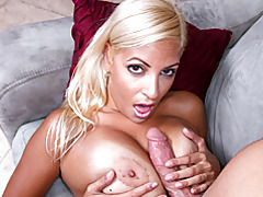 Titjob leads to hardcore sex tubes