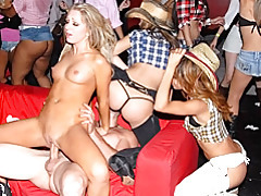Cowgirl party has hardcore sex tubes