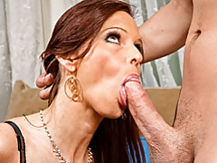 Oral sex with hot milf tubes