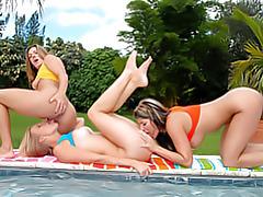 Milf lesbians outdoors tubes