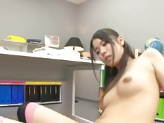 Office sex with his horny japanese secretary tubes