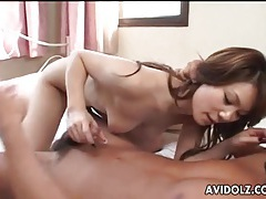 Wet blowjob from a sexy japanese girl tubes