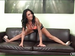 Flexible alexa aimes does splits and strips tubes