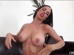 Fake tits pornstar brandy aniston rides sybian tubes