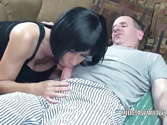 Brunette milf melissa swallows is getting fucked tubes